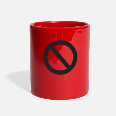 Disability Disable symbol - Full Color Mug