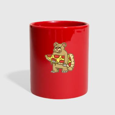 pizza, pizza, pizza - Full Color Mug