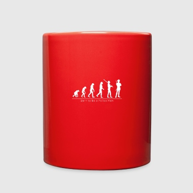 Policeman - Full Color Mug
