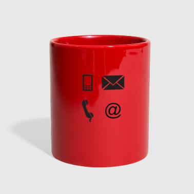 Communication - Full Color Mug