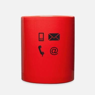 Communism Communication - Full Color Mug