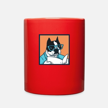 Nerd Nerd, Nerd, Nerd - Full Color Mug