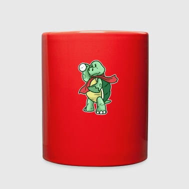 Snowball turtle - Full Color Mug