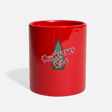 Bowhunter BowHunters Rule - Full Color Mug