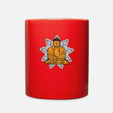 Lotus Blossom Buddha Lotus Blossom - Full Color Mug