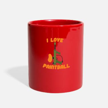 Paintball Paintball - Full Color Mug