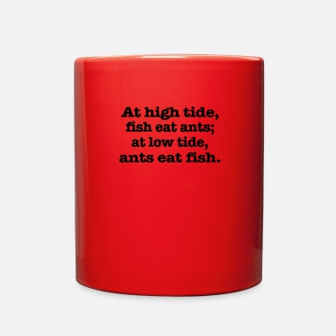 Tide At high tide - Full Color Mug