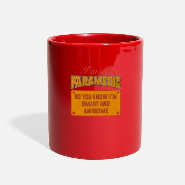 Paramedic paramedic - Full Color Mug