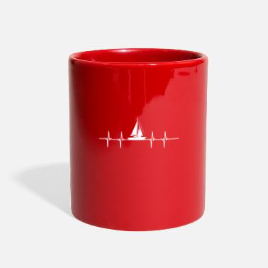 Sailboat sailboat - Full Color Mug