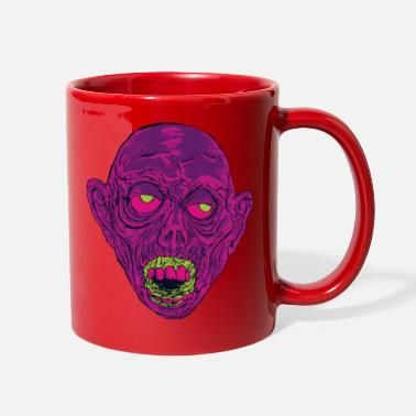 Ghastly Graveyard Ghoul Ghastly Grape - Full Color Mug