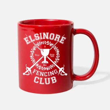 Elsinore fencing elsinore - Full Color Mug