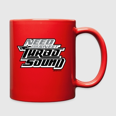 Need For Sweet Turbo Sound - Full Color Mug
