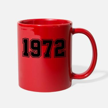 Year Of Birth 1972 | Year of Birth | Birth Year | Birthday - Full Color Mug