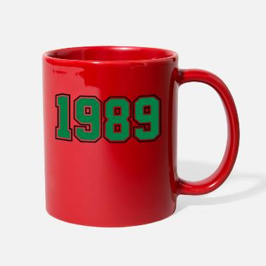 Year Of Birth 1989 | Year of Birth | Birth Year | Birthday - Full Color Mug