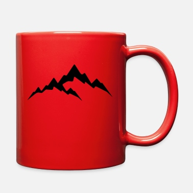 Alps Mountain - Alps - Full Color Mug