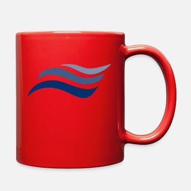 Wave - Full Color Mug