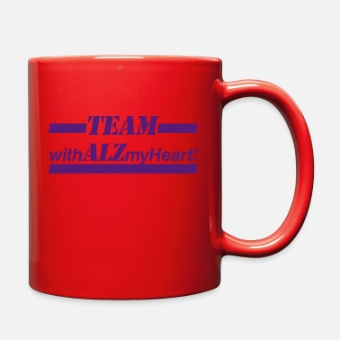 Large Extra Large Sizes - Full Color Mug