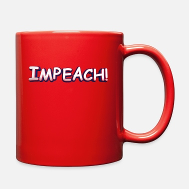 Comic Impeach! - Full Color Mug