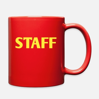 Staff STAFF - Full Color Mug