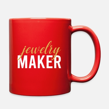 Jewelry Jewelry Maker - Full Color Mug
