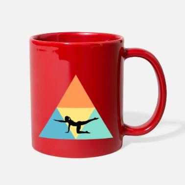 Womens Pilates Pilates - Full Color Mug