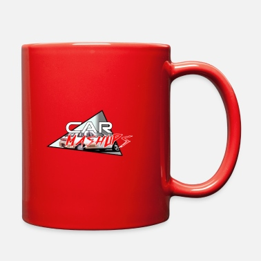 Mashup Car Mashups website logo - Full Color Mug