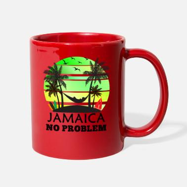 Problem Jamaica No Problem - Full Color Mug