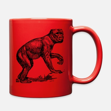 Chimpanzee Chimpanzee - Full Color Mug