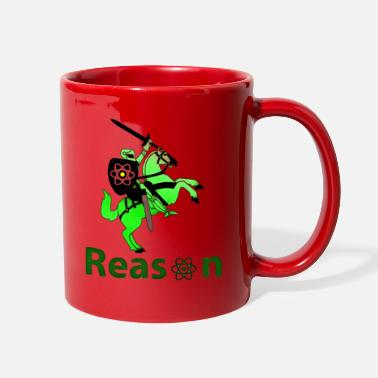 Reason reason - Full Color Mug