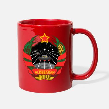 Moonbase Socialist Republic of Aldebaran - Full Color Mug