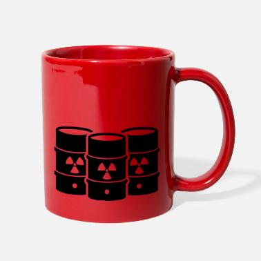 Nuclear Waste Nuclear waste - say no! - Full Color Mug