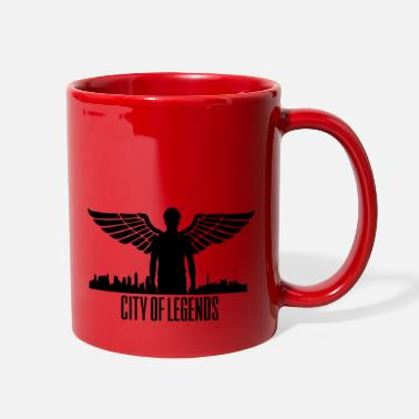 Angelwings City of Legends - Angelwings Skyline - Full Color Mug