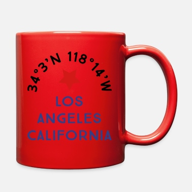 Los Angeles Los Angeles - Full Color Mug