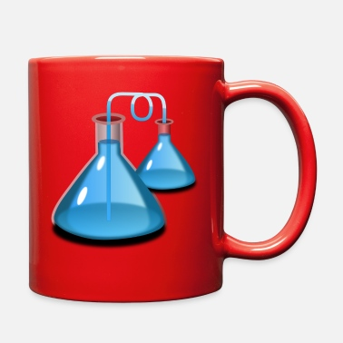 Beaker beakers - Full Color Mug
