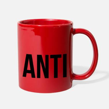 Anti Anti - Full Color Mug