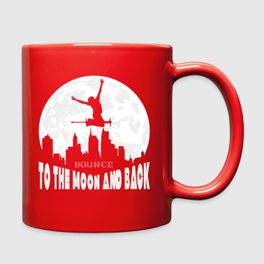 Pogo Stick Rider - Full Color Mug
