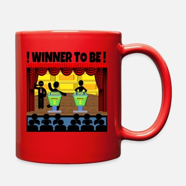 Price TV Game Show Contestant - TPIR (The Price Is...) - Full Color Mug