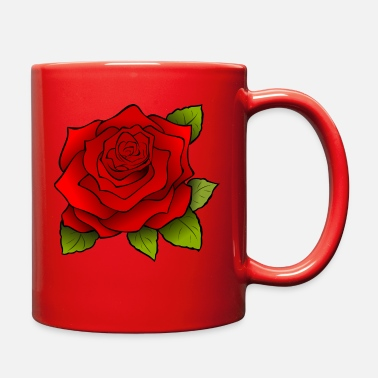 Blume Rose Blume - Full Color Mug