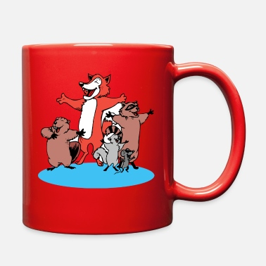 Rodent rodent - Full Color Mug