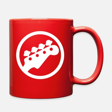 Bass Bass - Full Color Mug