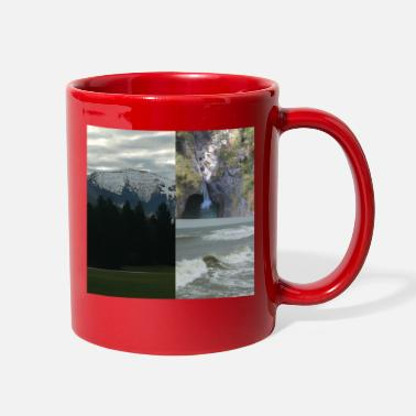 Landscape Landscapes - Full Color Mug