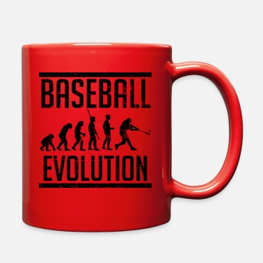 Cool Baseball Cool Baseball T-Shirt - Full Color Mug