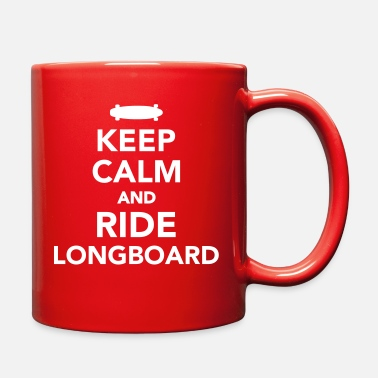 Longboard Longboard - Full Color Mug