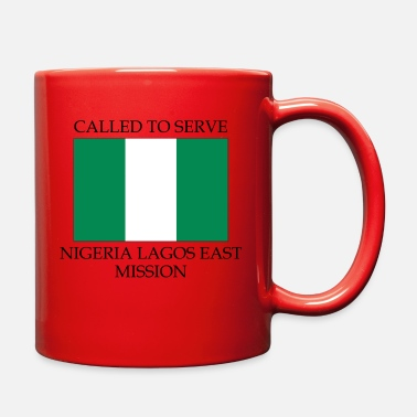 Lagos Nigeria Lagos East LDS Mission Called to Serve - Full Color Mug