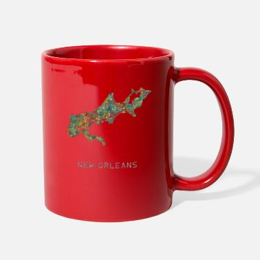 New Orleans new orleans - Full Color Mug