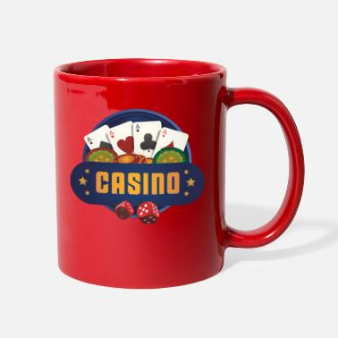 Casino Champion Casino - Full Color Mug