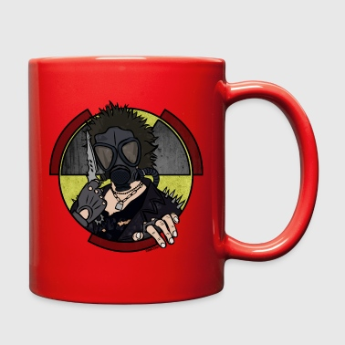 Atomic Raider - Full Color Mug