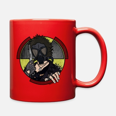 Raider Atomic Raider - Full Color Mug