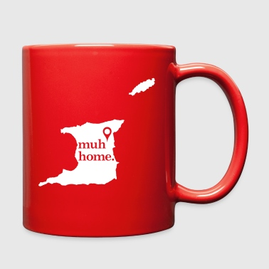 Meh Home-Trinidad & Tobago - Full Color Mug