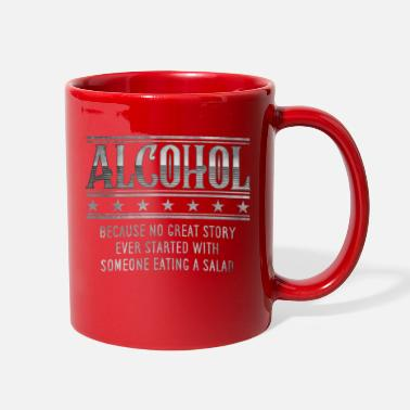 Alcohol Alcohol - Full Color Mug